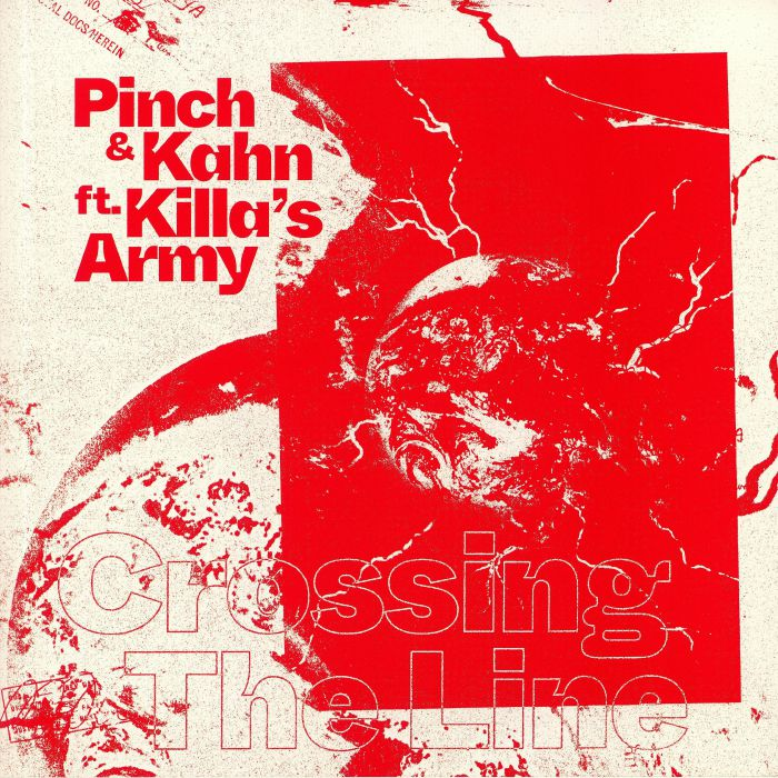Pinch & Kahn 'Crossing The Line' 12""