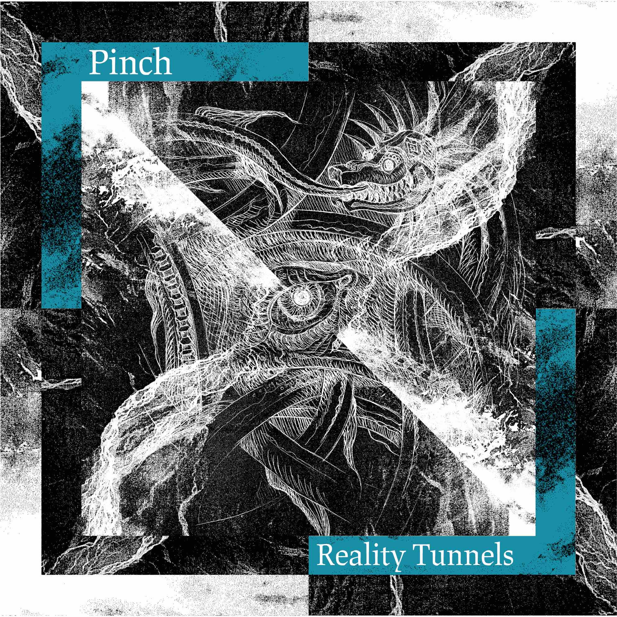 *PRE-ORDER* Pinch 'Reality Tunnels' 2LP