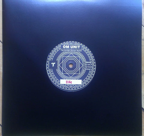 Om Unit ‎'The Corridor' (Remixes) LTD 10""
