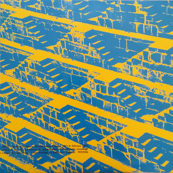 Four Tet ‎'Morning / Evening' LP