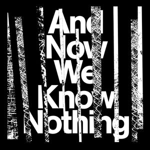 *PRE-ORDER* Israel Vines 'And Now We Know Nothing' 2LP