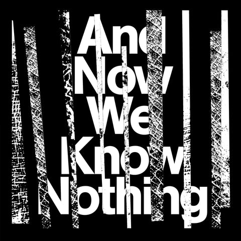 Israel Vines 'And Now We Know Nothing' 2LP