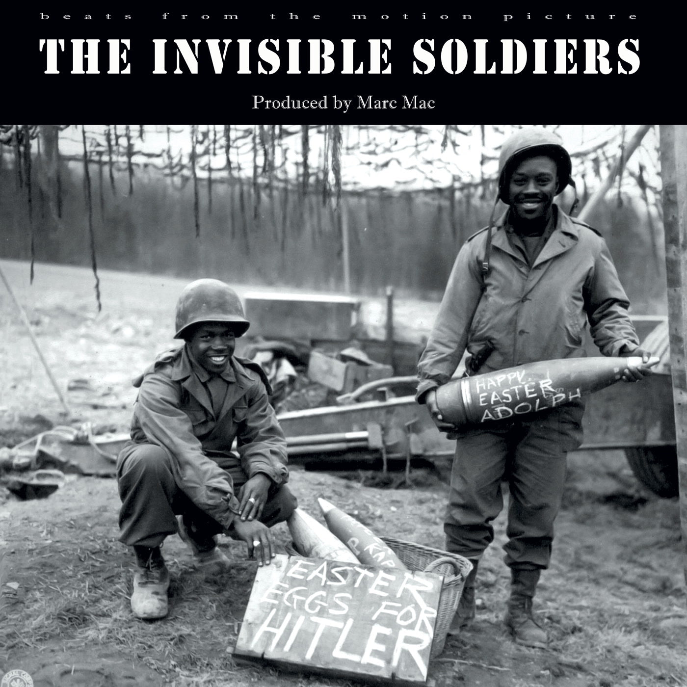 Marc Mac 'The Invisible Soldiers' LP