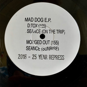 "Mad Dog 'Mad Dog EP' 12"" White label"