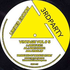 Noise Factory 'Vintage Vol #5' 12""