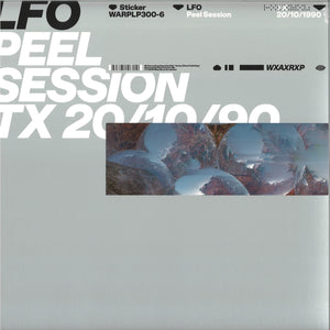LFO ‎'Peel Session TX 20/10/90' 12""