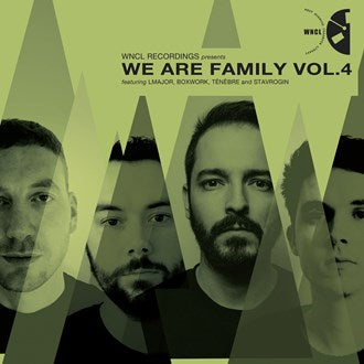 Various Artists 'We Are Family Vol. 4' 12""