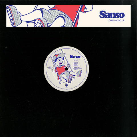 Sanso 'Childhood LP' (Wilson) 12""