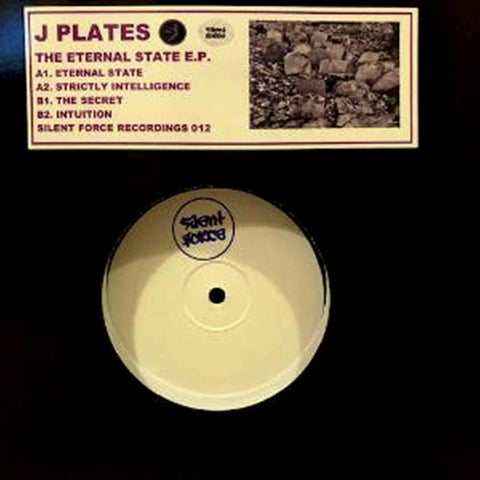 J Plates 'The Eternal State EP' 12""