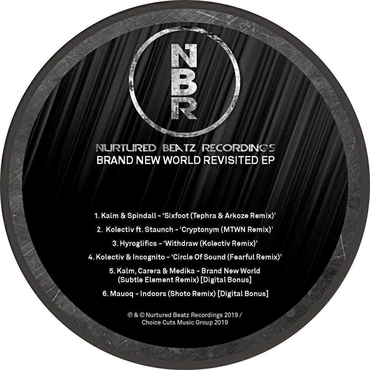 Various 'Brand New World Revisited' EP