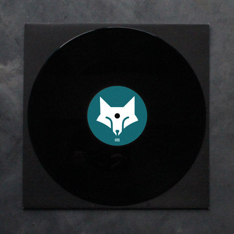 Lewis James  'Featherstone EP' 12""