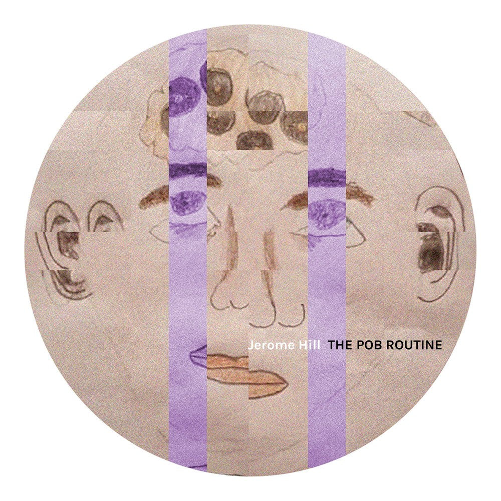 *PRE-ORDER* Jerome Hill 'The Pob Routine' 12""