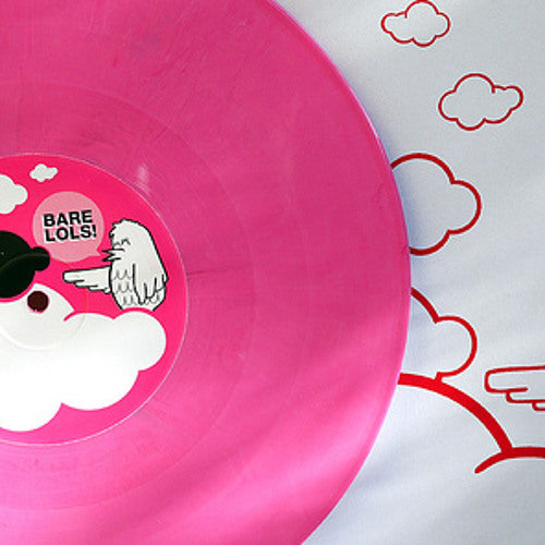 "Frederic Robinson 'Laughing At Clouds' (Original Pink 10"" Press - 147/150)"