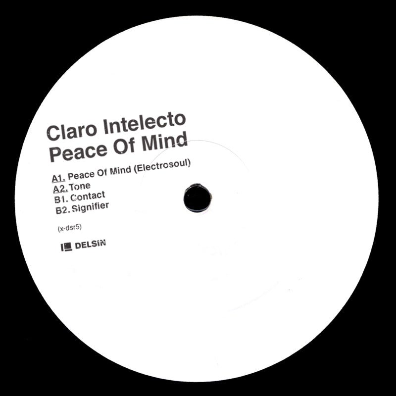 Claro Intelecto 'Peace Of Mind' 12""