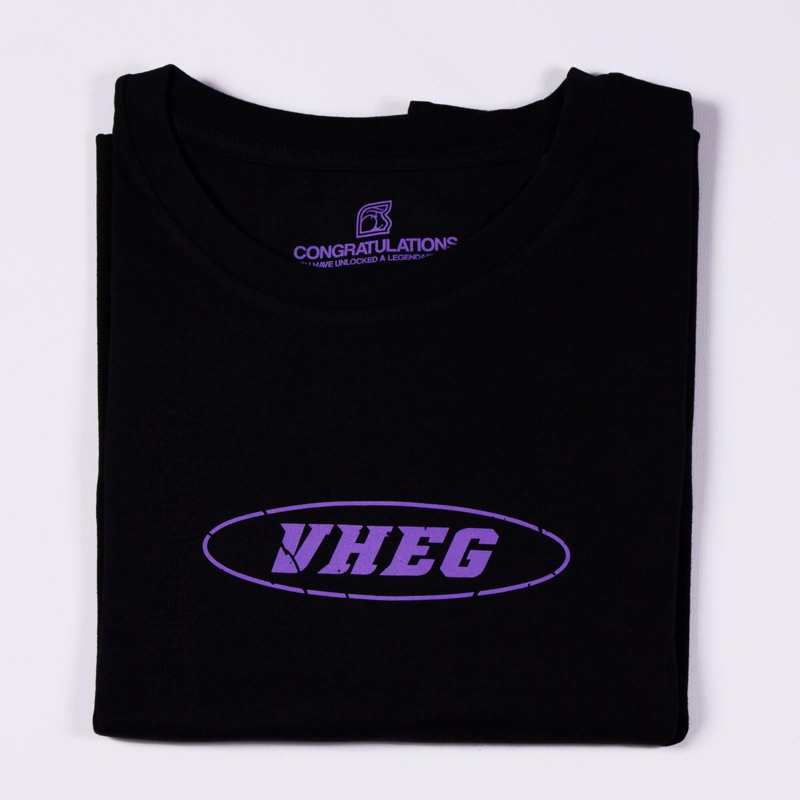 VHEG 'Gun Fingers' T-Shirt (Dark)