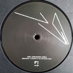 Owl 'Unknown Area' 12""