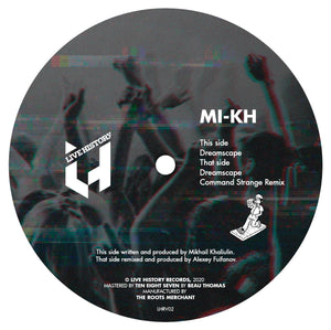 MI-KH 'Dreamscape / Command Strange Remix' 12""