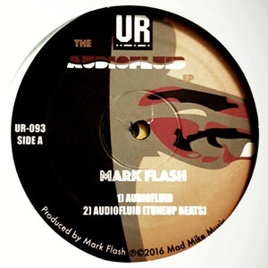 Mark Flash 'The Audiofluid EP' 12""