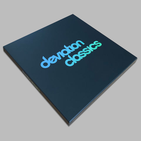 "Various Artists 'Benji B presents Deviation Classics' 4x12"" Box Set"