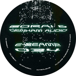 Borai & Denham Audio 'Clouds Across The Stars' 12""
