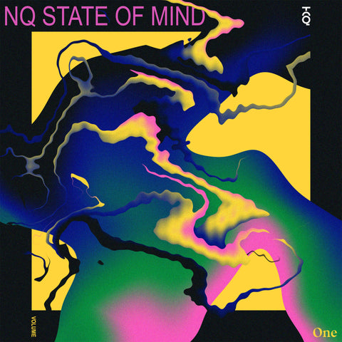 Lenzman & Dan Stezo 'NQ State Of Mind Vol.1' 2x12""