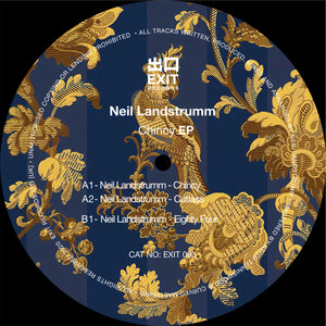 Neil Landstrumm 'Chincy EP' 12""