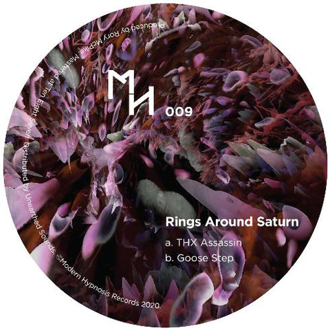 Rings Around Saturn 'THX Assassin / Goose Step' 12""