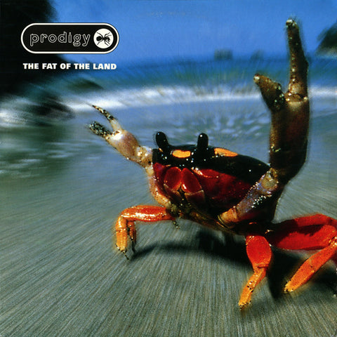 The Prodigy 'The Fat oF The Land' 2LP
