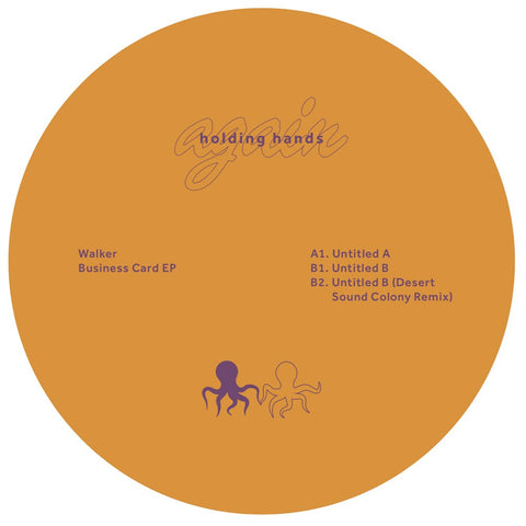 Walker 'Business Card EP' 12""