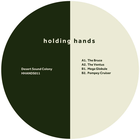 *PRE-ORDER* Desert Sound Colony 'The Bruce EP' 12""