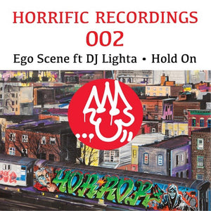 Ego Scene (Response)  'Hold On / Aidens Tune' 12""