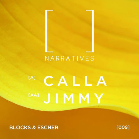Blocks & Escher 'Calla / Jimmy' 12""