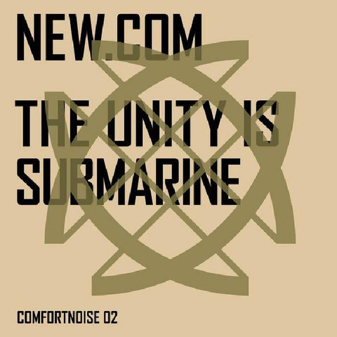 new.com 'The Unity Is Submarine' 12""