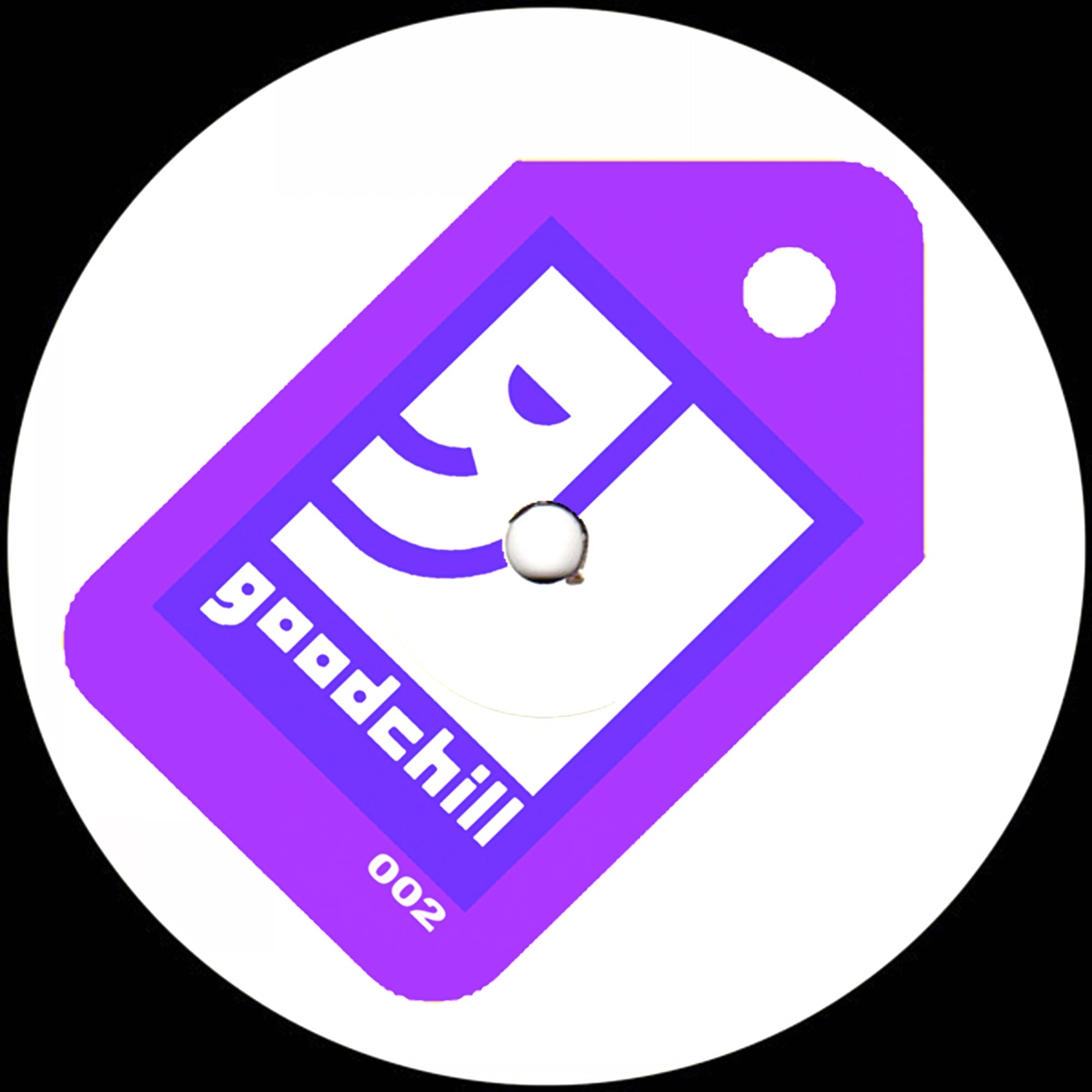*PRE-ORDER* Various Artists 'Purple Tag EP ' 12""