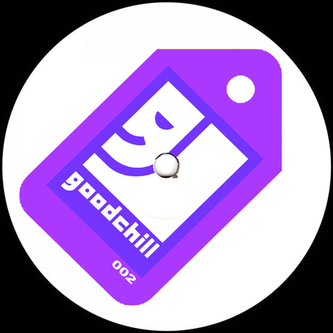 Various Artists 'Purple Tag EP ' 12""