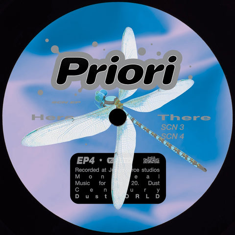 "Priori 'SCN EP' 12"" (Repress) [Import]"