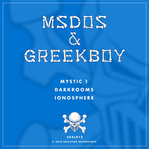 MsDos & Greekboy 'SKELR12' 12""