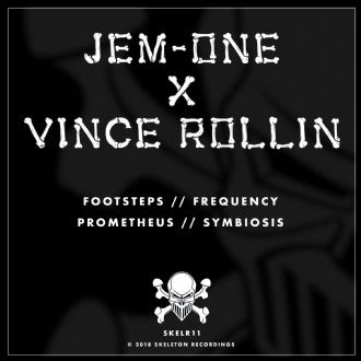 Jem One & Vince Rollin 'SKELR11' 12""