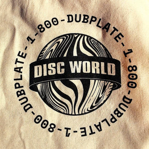 Disc World Tote Bag (Hand Screen Printed)