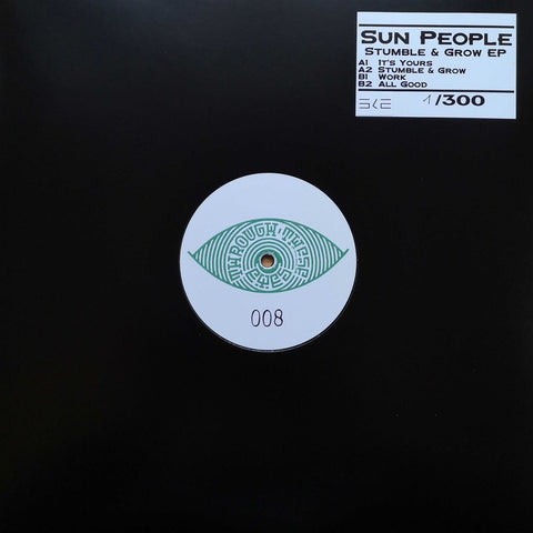 Sun People 'Stumble & Grow EP' 12""