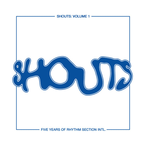 Various Artists 'SHOUTS Vol.1' 12""