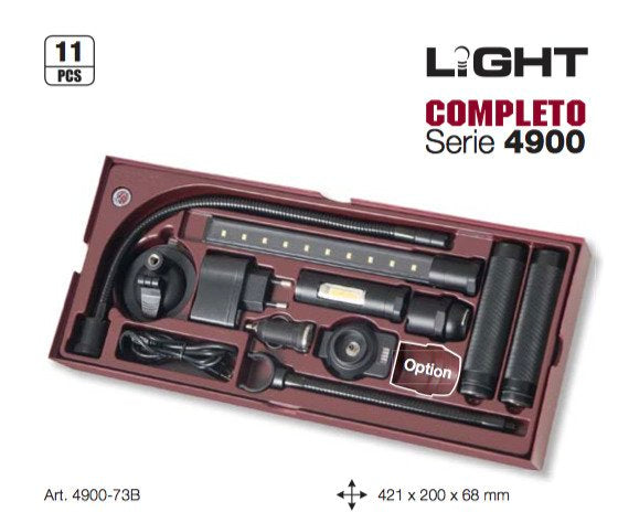 Lampada officina assortimento | Gss Commerce