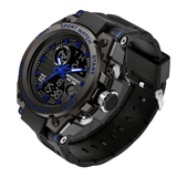 Sanda Watches Sports Watch LED Digital Waterproof Military Watches
