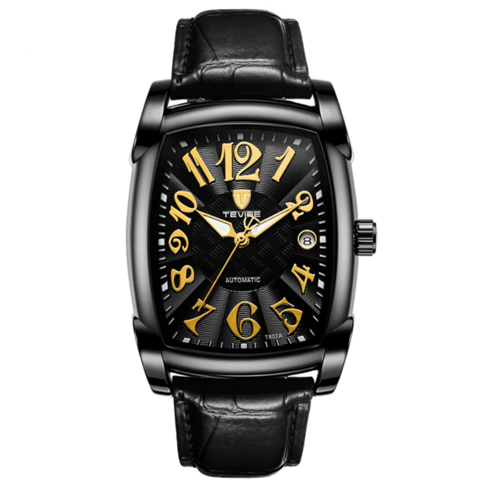 TEVISE LUXURY AUTOMATIC MECHANICAL WATCH (NEW ARRIVAL)