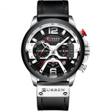 CURREN TOP BRAND LUXURY WATER RESISTANT WATCH