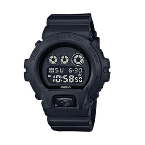 G-SHOCK WATER PROOF BLACK MATTE RUBBER WATCH