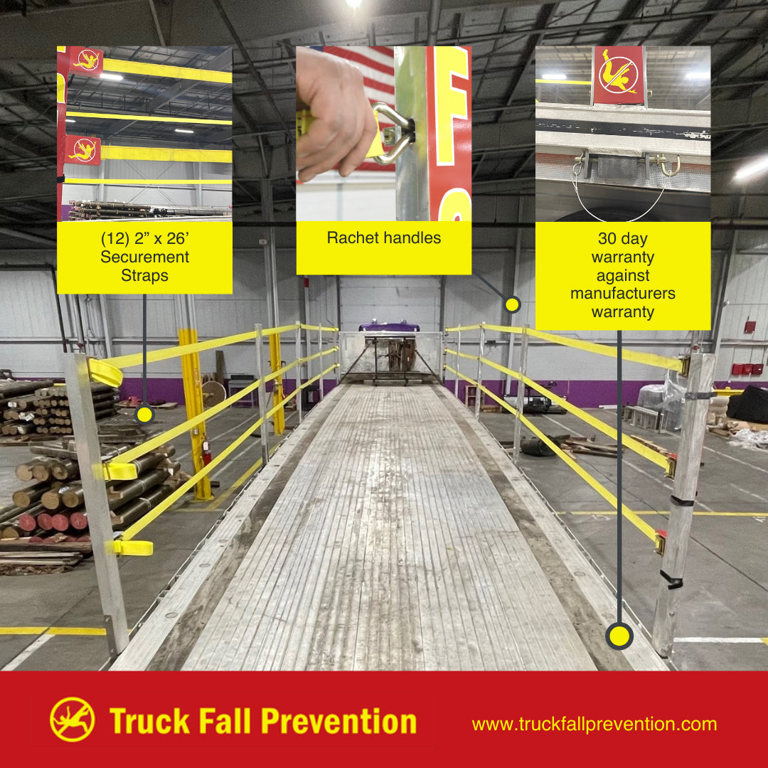 manufacturer, distributor, and supplier of professional quality safety products and safety equipment, for low pricing—huge supply of barricades to stop you from falling and ensure construction safety