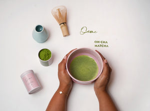 OCMC Matcha Care Pack