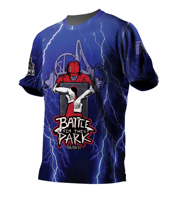 Battle In The Park Cornhole Jersey