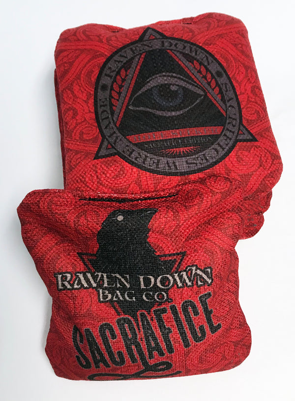 Raven Down Bag Co. Sacrifice Hole Seekers
